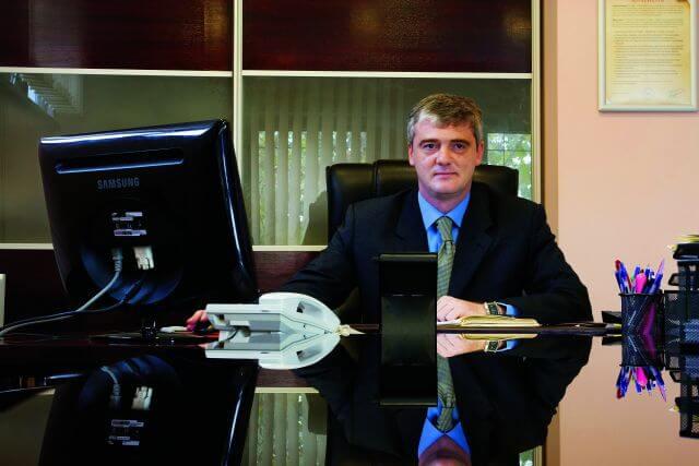 Filip Perić, dipl. oec., direktor preduzeća